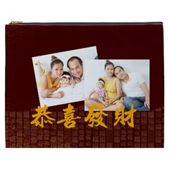 Chinese New Year By Ch   Cosmetic Bag (xxxl)   Qjz6pmqms35i   Www Artscow Com Front