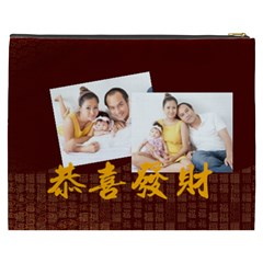 Chinese New Year By Ch   Cosmetic Bag (xxxl)   Qjz6pmqms35i   Www Artscow Com Back