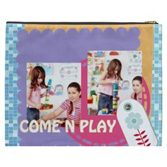 Kids By Kids   Cosmetic Bag (xxxl)   Scfg2w0e8fux   Www Artscow Com Back