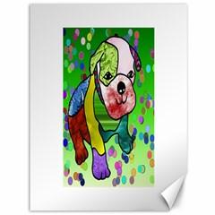 Pug Canvas 36  X 48  (unframed) by Siebenhuehner