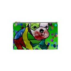 Pug Cosmetic Bag (small) by Siebenhuehner