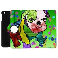 Pug Apple Ipad Mini Flip 360 Case by Siebenhuehner