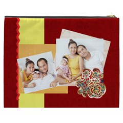 Chinese New Year By Ch   Cosmetic Bag (xxxl)   5w17xou22jz5   Www Artscow Com Back