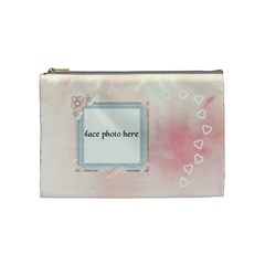 Sweetcomfort1 Med By Kdesigns   Cosmetic Bag (medium)   8ph1p8pk8acw   Www Artscow Com Front