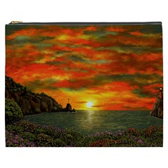 Alyssa s Sunset By Ave Hurley Artrevu   Cosmetic Bag (xxxl) by ArtRave2