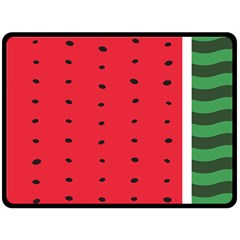Watermelon Blanket Fleece Blanket (Extra Large) by Contest1630545