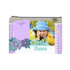 Kids By Kids   Cosmetic Bag (large)   Xfsux5fhy8g0   Www Artscow Com Front