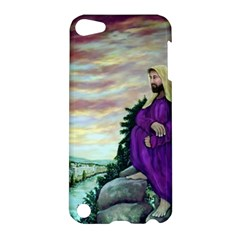 Jesus Overlooking Jerusalem - Ave Hurley - ArtRave - Apple iPod Touch 5 Hardshell Case