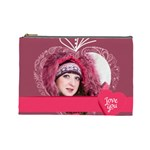 love - Cosmetic Bag (Large)