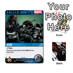 Dcdb Avengers 3 By Mark   Playing Cards 54 Designs   N6h1537o1u3x   Www Artscow Com Front - Diamond6