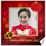 chinese new year  - Canvas 16  x 16