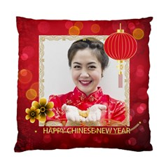 Chinese New Year By Ch   Standard Cushion Case (two Sides)   3xpwpog5iakz   Www Artscow Com Back