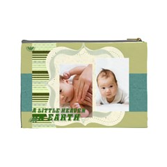 Kids By Kids   Cosmetic Bag (large)   604htgr9102q   Www Artscow Com Back