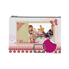 Baby By Betty   Cosmetic Bag (large)   7p8d7y3s40vd   Www Artscow Com Front