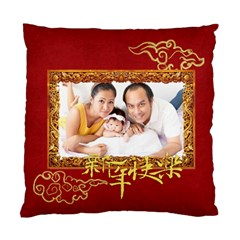 Chinese New Year By Ch   Standard Cushion Case (two Sides)   H98e1tfyjsqw   Www Artscow Com Front