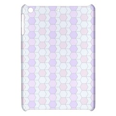 Allover Graphic Soft Pink Apple Ipad Mini Hardshell Case by ImpressiveMoments