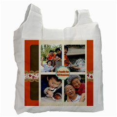 Family By Family   Recycle Bag (two Side)   Voxrwtla18y1   Www Artscow Com Front