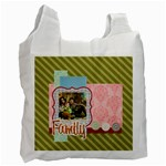 family - Recycle Bag (Two Side)