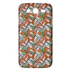 Allover Graphic Brown Samsung Galaxy Mega 5 8 I9152 Hardshell Case  by ImpressiveMoments