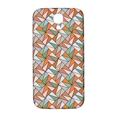 Allover Graphic Brown Samsung Galaxy S4 I9500/i9505  Hardshell Back Case by ImpressiveMoments
