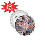 Spring Flowers 1.75  Button (100 pack)