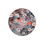 Spring Flowers Drink Coaster (Round)