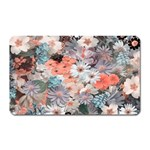 Spring Flowers Magnet (Rectangular)