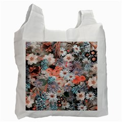 Spring Flowers Recycle Bag (two Sides) by ImpressiveMoments