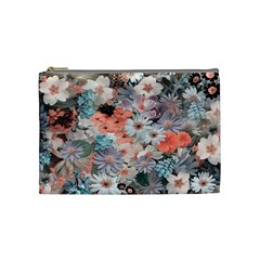 Spring Flowers Cosmetic Bag (medium) by ImpressiveMoments