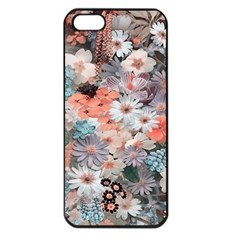 Spring Flowers Apple Iphone 5 Seamless Case (black) by ImpressiveMoments