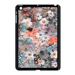 Spring Flowers Apple Ipad Mini Case (black) by ImpressiveMoments