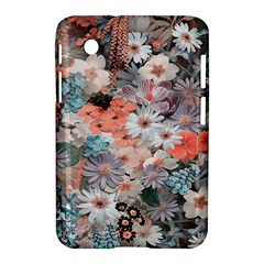Spring Flowers Samsung Galaxy Tab 2 (7 ) P3100 Hardshell Case  by ImpressiveMoments