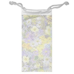 Spring Flowers Soft Jewelry Bag by ImpressiveMoments