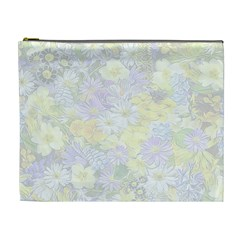 Spring Flowers Soft Cosmetic Bag (xl) by ImpressiveMoments