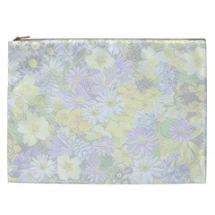 Spring Flowers Soft Cosmetic Bag (xxl) by ImpressiveMoments