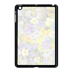 Spring Flowers Soft Apple Ipad Mini Case (black) by ImpressiveMoments