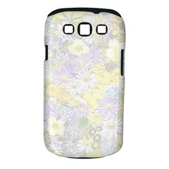 Spring Flowers Soft Samsung Galaxy S Iii Classic Hardshell Case (pc+silicone) by ImpressiveMoments