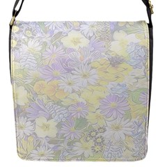 Spring Flowers Soft Flap Closure Messenger Bag (small) by ImpressiveMoments