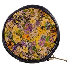 Spring Flowers Effect Mini Makeup Case by ImpressiveMoments