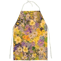 Spring Flowers Effect Apron by ImpressiveMoments