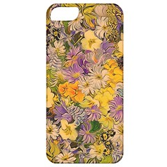 Spring Flowers Effect Apple Iphone 5 Classic Hardshell Case