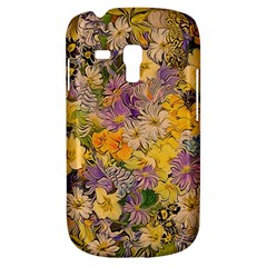 Spring Flowers Effect Samsung Galaxy S3 Mini I8190 Hardshell Case by ImpressiveMoments