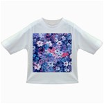Spring Flowers Blue Baby T-shirt