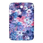 Spring Flowers Blue Samsung Galaxy Note 8.0 N5100 Hardshell Case