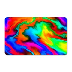 Crazy Effects  Magnet (rectangular) by ImpressiveMoments
