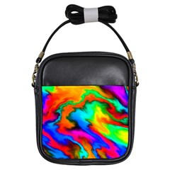 Crazy Effects  Girl s Sling Bag by ImpressiveMoments