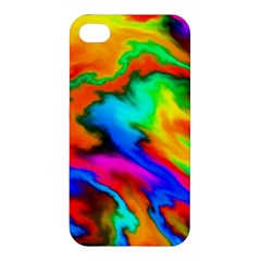 Crazy Effects  Apple Iphone 4/4s Hardshell Case by ImpressiveMoments
