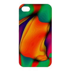 Crazy Effects  Apple Iphone 4/4s Premium Hardshell Case by ImpressiveMoments