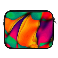 Crazy Effects  Apple Ipad Zippered Sleeve by ImpressiveMoments