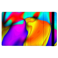 Crazy Effects Apple Ipad 3/4 Flip Case by ImpressiveMoments